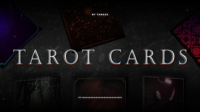 Tarot Cards: Premiere Pro Templates