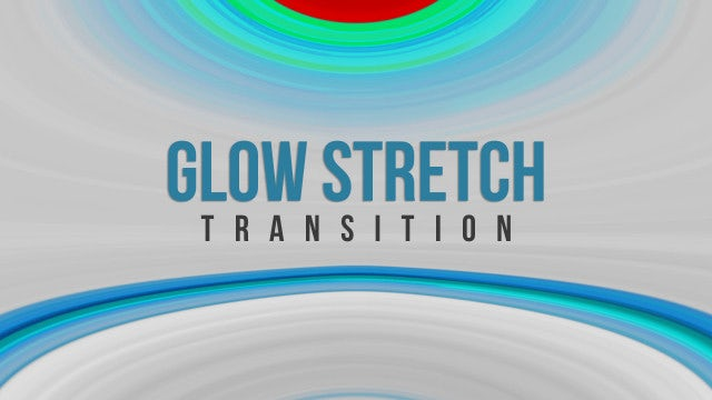 Glow Stretch Transitions - Premiere Pro Presets | Motion Array