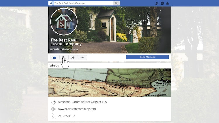 Real Estate Facebook Promo: Premiere Pro Templates
