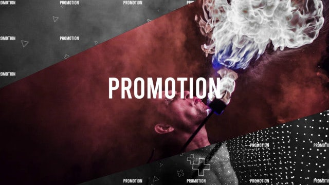 Grunge Action Opener: Premiere Pro Templates