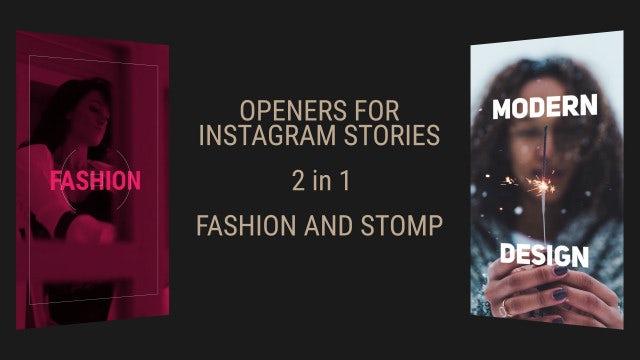 Instagram Stories Slideshow: DaVinci Resolve Templates