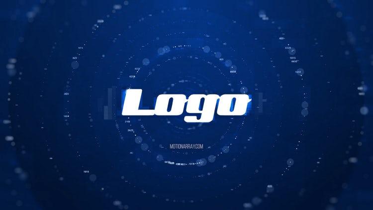 Digital Logo Reveal: Premiere Pro Templates