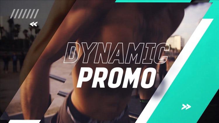 Workout Promo: Premiere Pro Templates