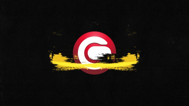 Grunge Logo Reveal: After Effects Templates