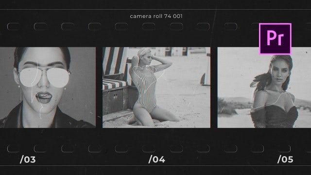 SOHO | Cinematic Memories Slideshow: Premiere Pro Templates