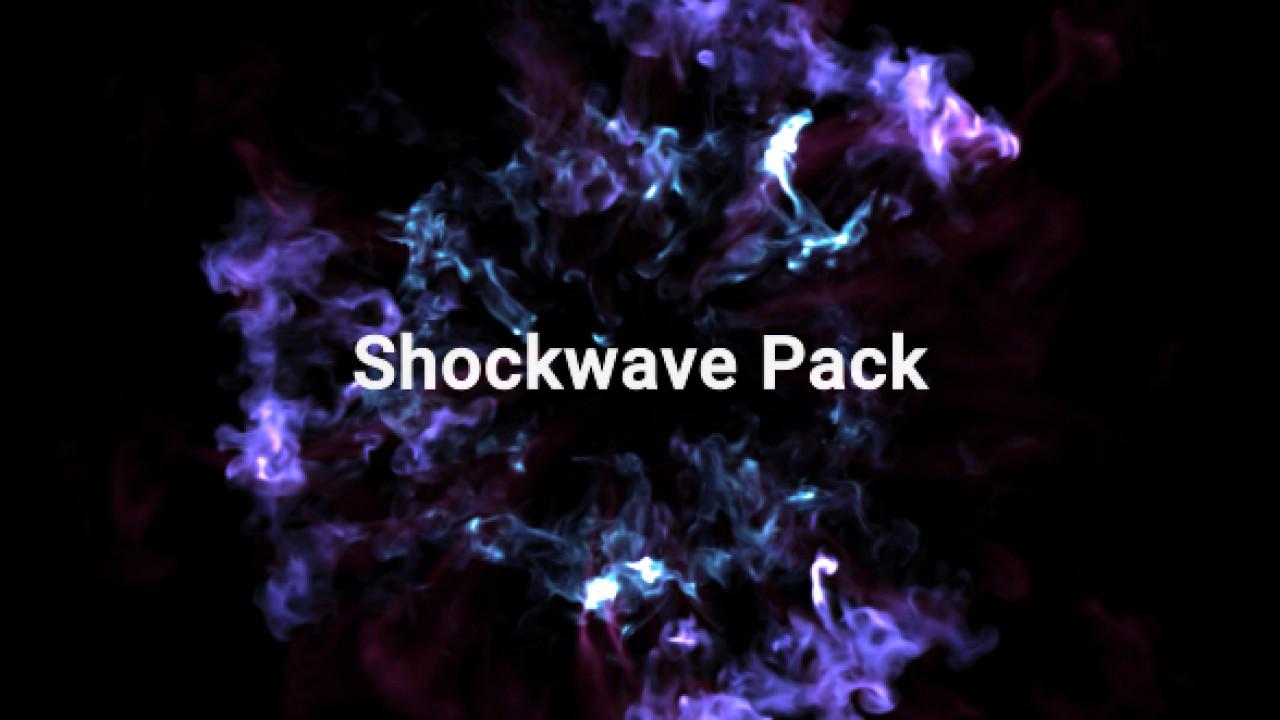 Shockwave Pack - Stock Motion Graphics | Motion Array