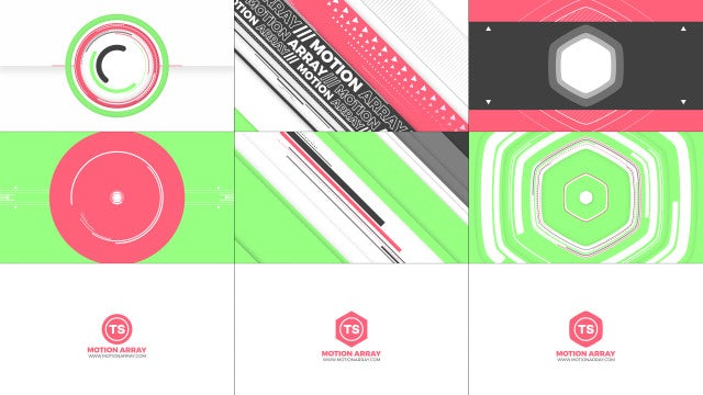Logo Animation Bundle: After Effects Templates