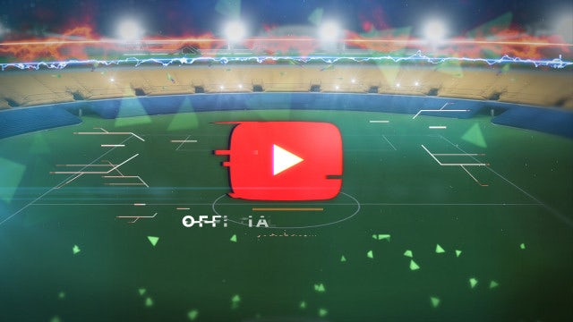 3D Stadium Logo Intro: After Effects Templates