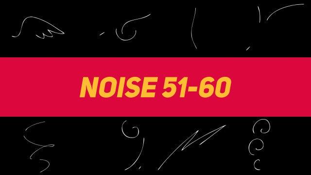 Liquid Elements Noise 51-60: Motion Graphics Templates