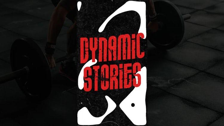 Grunge Liquid Stories: Premiere Pro Templates
