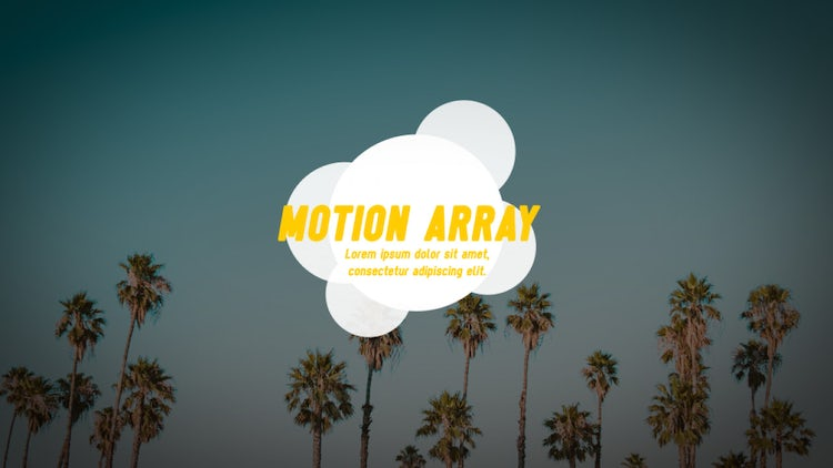 Creative Dynamic Titles 4k: Motion Graphics Templates