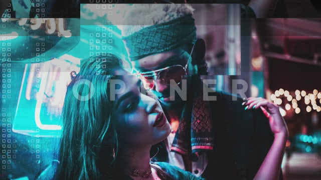 Slideshow - Stylish Opener: After Effects Templates