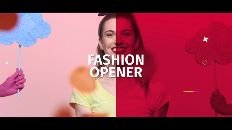 Fashion Opener: Premiere Pro Templates