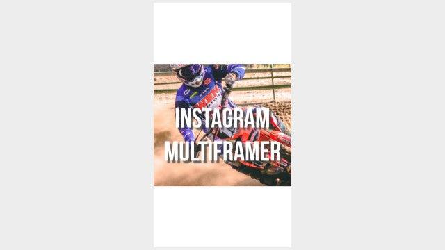 Instagramm Multiframer: Premiere Pro Presets
