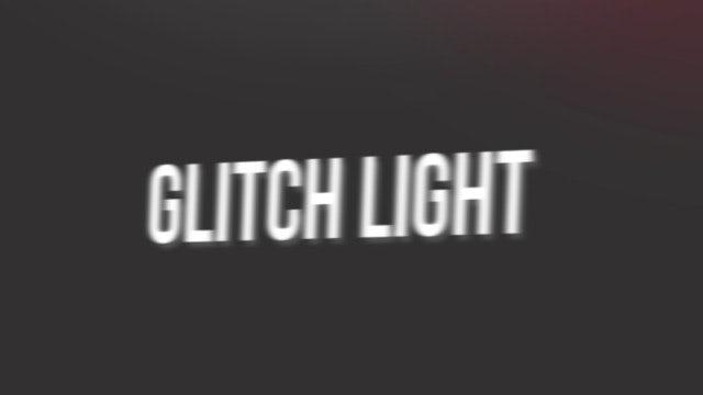 Light Glitch Text Transitions: Premiere Pro Presets