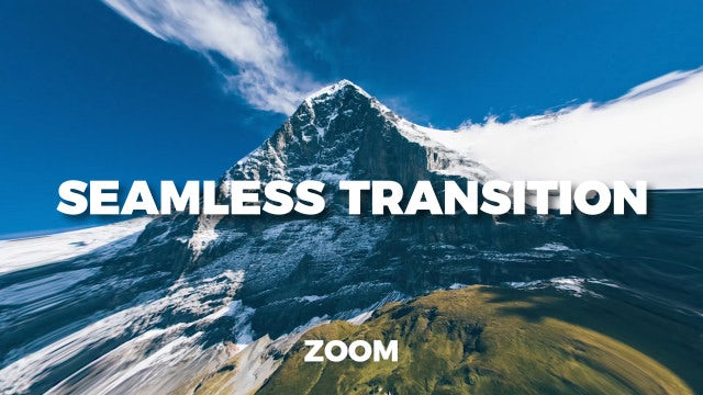 Seamless Transition: Premiere Pro Templates