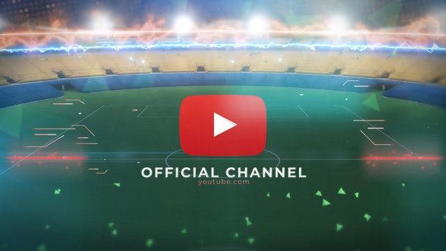 3D Stadium Logo (PP): Premiere Pro Templates