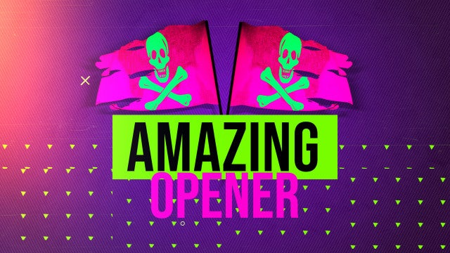 Amazing Opener: After Effects Templates