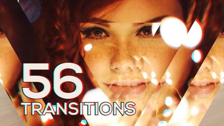 Transitions: Premiere Pro Templates