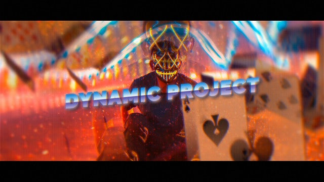 Dynamic Project: After Effects Templates