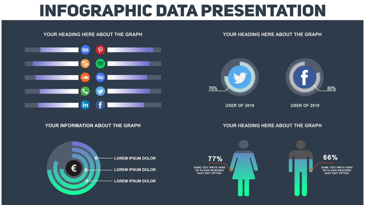 Infographics Data Presentation - After Effects Templates