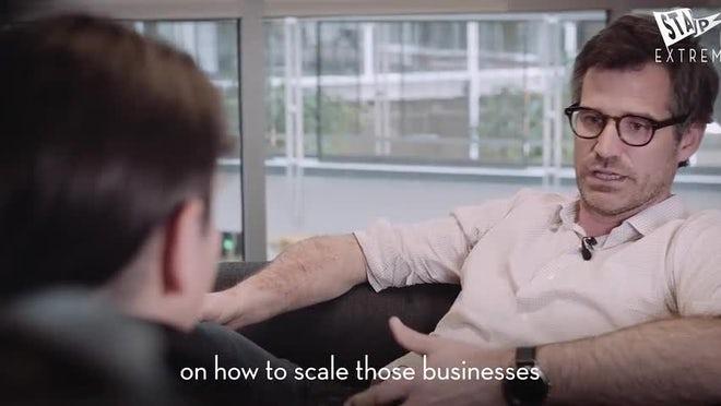 Startup Extreme testimonial, StartupLab
