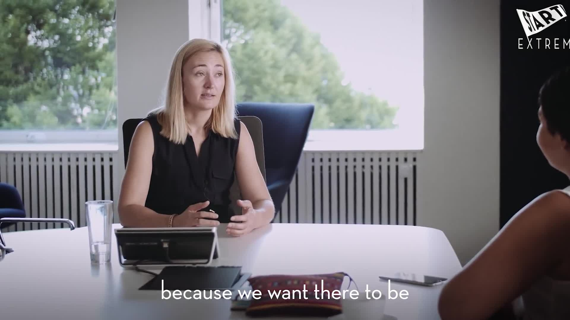 Startup Extreme testimonial, Argentum