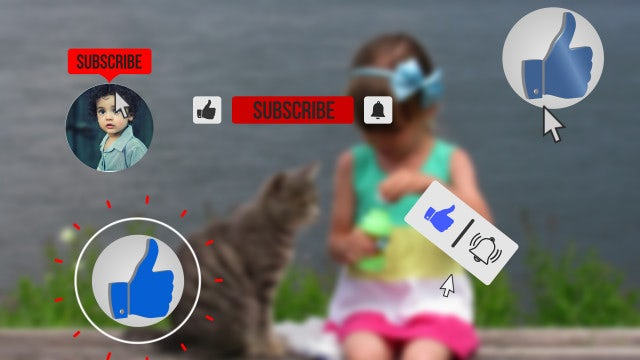 Youtube Subscribe Pack: After Effects Templates
