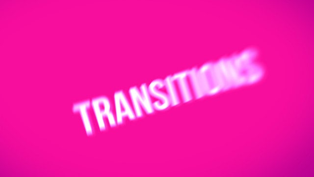 Shake Light Text Transitions: Premiere Pro Presets