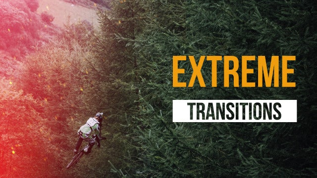 Extreme Transitions: Premiere Pro Presets