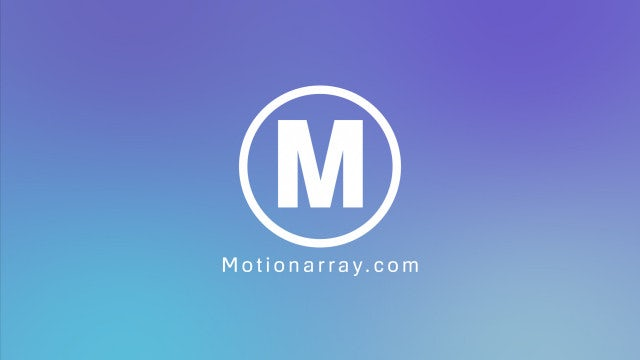 Colorful Gradient Logo: Premiere Pro Templates