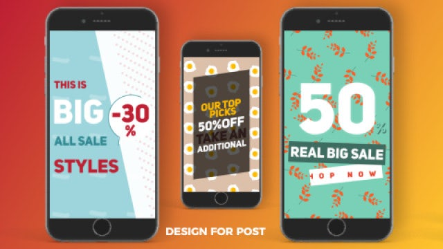 Social Media Pack: Motion Graphics Templates