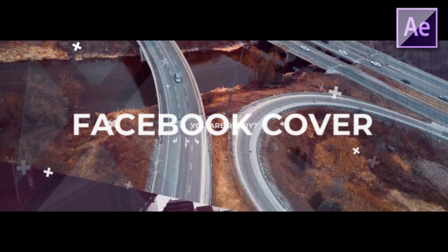 Facebook Cover Video: After Effects Templates