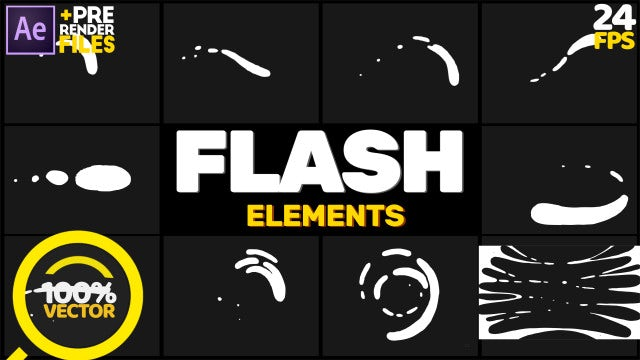 Flash Elements: After Effects Templates