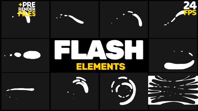 Flash Animation: Stock Motion Graphics