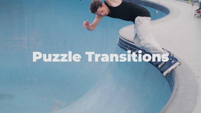 Puzzle Transitions: Premiere Pro Presets