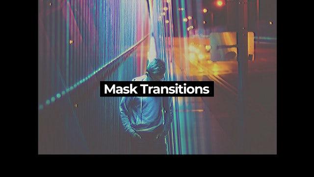 Blur Mask Transitions - Premiere Pro Presets | Motion Array
