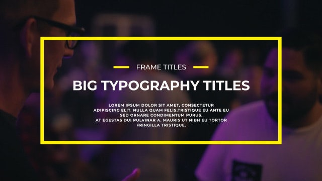 Free 3D Text - After Effects Templates | Motion Array