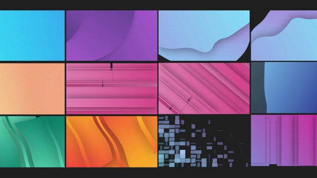 Shape Transitions Pack: Stock Motion Graphics