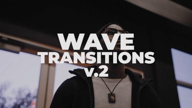 Wave Transitions V.2: Premiere Pro Presets