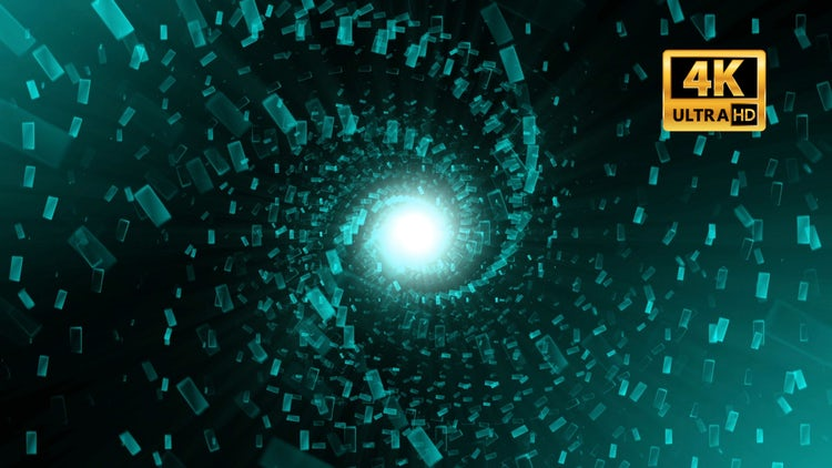Into The Vortex: Stock Motion Graphics