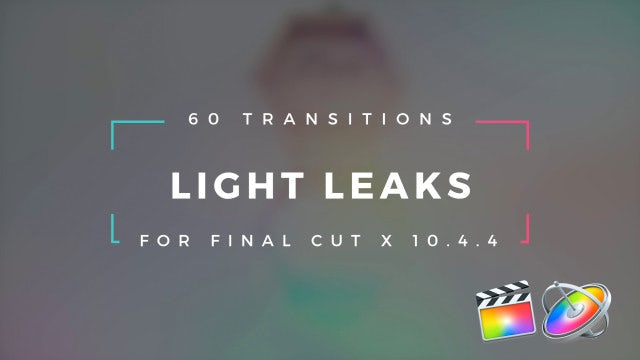 Light Leaks Transitions - Final Cut Pro Templates | Motion Array