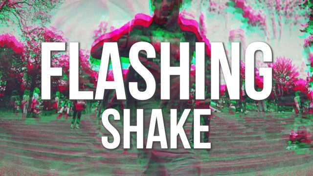 Flashing Shake Effects: Premiere Pro Presets
