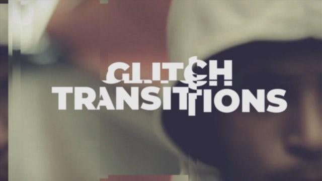Glitch Transitions: Premiere Pro Presets