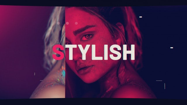 Dynamic Fashion: After Effects Templates