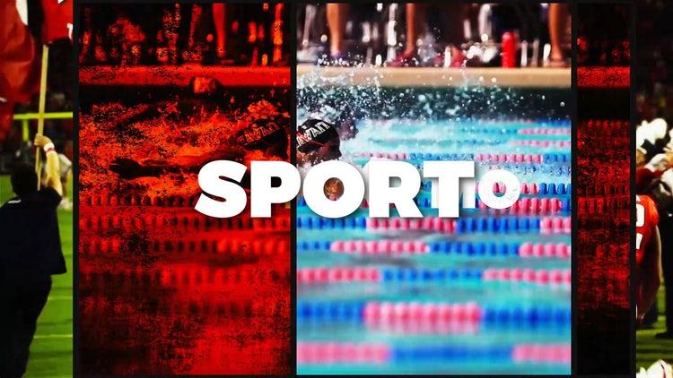 Dynamic Extreme Sports Intro: Premiere Pro Templates