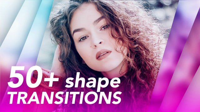 Transitions: After Effects Templates