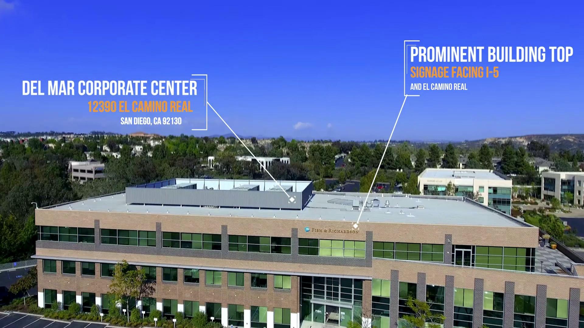 CBRE - Del Mar Corporate Center