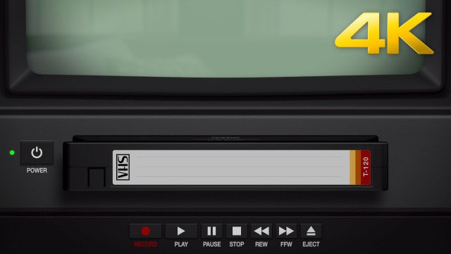 VHS Animation Collection: Stock Motion Graphics