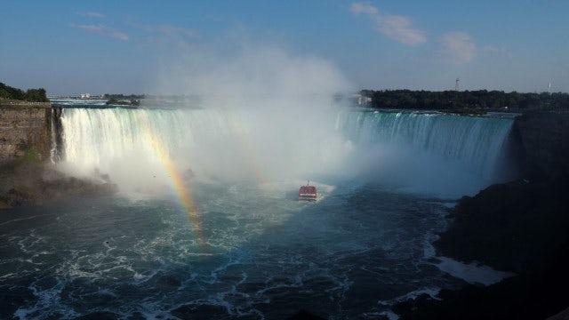 Niagara Falls: Stock Video